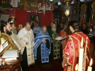 Φωτογραφία για 12877 - Αγρυπνία απόψε στην Ιερά Βατοπαιδινή Σκήτη του Αγίου Ανδρέα