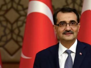 Φωτογραφία για Υπουργός Ενέργειας Τουρκίας: «Χωρίς την άδειά μας δεν περνάει κανείς από την ανατολική Μεσόγειο»