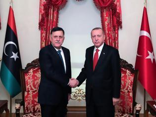 """Φωτογραφία για Η Τουρκία """"εκβίασε"""" τη Λιβύη! Τι ντοκουμέντα έχει στα χέρια της η Ελλάδα"""