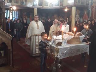 Φωτογραφία για Πανηγυρική Θεία Λειτουργία στον Άγιο Σπυρίδωνα ΑΡΧΟΝΤΟΧΩΡΙΟΥ - (ΦΩΤΟ)