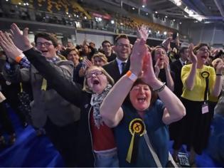 Φωτογραφία για Βρετανία: Με 55 έδρες το SNP θα επιδιώξει δεύτερο δημοψήφισμα ανεξαρτησίας της Σκωτίας