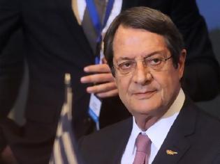 Φωτογραφία για Ν. Αναστασιάδης: Κοινή θέση της Ε.Ε. ότι η Τουρκία πρέπει να σέβεται το Διεθνές Δίκαιο