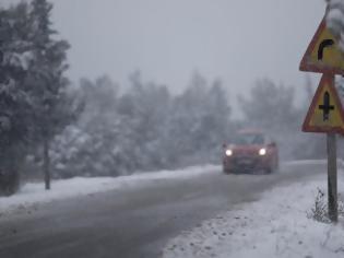 Φωτογραφία για Ερχεται ο «Ετεοκλής» - Φέρνει ισχυρές βροχοπτώσεις και πυκνές χιονοπτώσεις