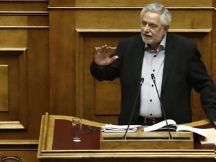 Φωτογραφία για Η ομιλία του Βουλευτή ΣΥΡΙΖΑ Θεόδωρου Δρίτσα για το νομοσχέδιο του Υπουργείου Άμυνας