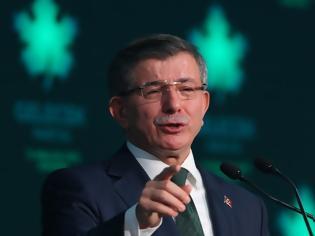 Φωτογραφία για «Κόμμα του Μέλλοντος» το κόμμα Νταβούτογλου με «καρφιά» για τον Ερντογάν