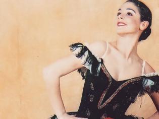 Φωτογραφία για H 13χρονη μπαλαρίνα είναι γνωστή Ελληνίδα ηθοποιός