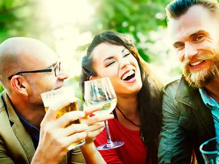 Φωτογραφία για Κρασί, μπίρα ή ουίσκι: Ποιο σας απειλεί περισσότερο με καρκίνο;