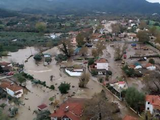 Φωτογραφία για Έρευνα: Αυξάνονται τα θύματα από πλημμύρες στην Ελλάδα - Ποιος είναι ο πιο «θανατηφόρος» μήνας