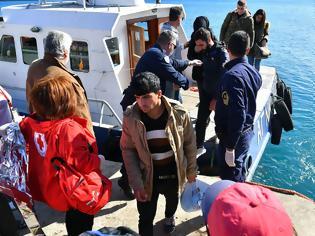 Φωτογραφία για «Απόβαση» 254 μεταναστών σε τρία νησιά το τελευταίο 24ωρο – Ακόμα 145 διέσωσε το Λιμενικό