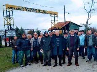 Φωτογραφία για Σουφλί: Ξεσηκωμός δημάρχου-κατοίκων για ενδεχόμενη δημιουργία hot spot σε Στρατόπεδο-Δεν εμφανίστηκε ο Στεφανής