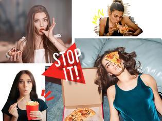 Φωτογραφία για Αν έχεις αυτά τα 7 συμπτώματα, τότε ΝΑΙ κάνεις κακή διατροφή!