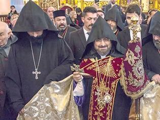 Φωτογραφία για Αρμένιος Πατριάρχης σε γραμμή Ερντογάν: Η γενοκτονία είναι ένα τραύμα που έχουμε πια ξεχάσει