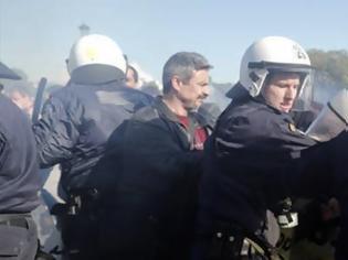 Φωτογραφία για Η επόμενη μέρα των επεισοδίων στο Ζάππειο και η στάση των συνδικαλιστών της Αριστεράς
