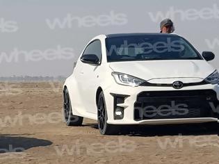 Φωτογραφία για Toyota Yaris, GR-4,