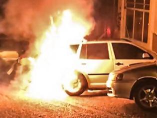 Φωτογραφία για Αντίδραση της Αγκυρας για την πυρπόληση του αυτοκινήτου Τούρκου διπλωμάτη στη Θεσσαλονίκη
