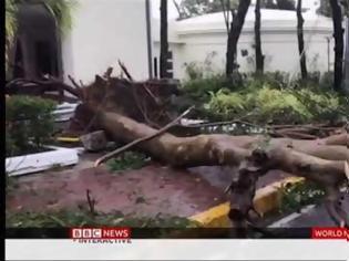 Φωτογραφία για Φιλιππίνες: Στους 20 οι νεκροί από τον τυφώνα Φανφόν