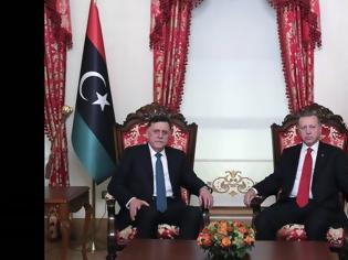 Φωτογραφία για Κοινοβούλιο Λιβύης: «Προδοσία» το αίτημα για τουρκική στρατιωτική επέμβαση
