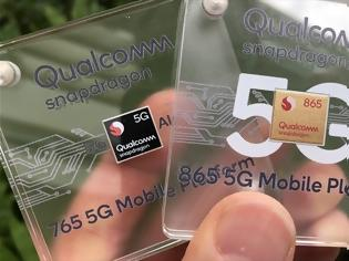 Φωτογραφία για Τα νέα της Qualcomm έχουν πρόσημο 5G