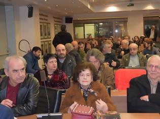 Φωτογραφία για ΝΕΕΣ ΕΙΚΟΝΕΣ απο Παρουσίαση Βιβλίου του ΑΝΤΩΝΗ ΒΑΣΙΛΕΙΟΥ στο Αγρίνιο με τίτλο: «Οι Αρβανιτόβλαχοι (Καραγκούνηδες) της Ακαρνανίας