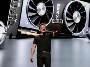 Φωτογραφία για Nvidia: Η RTX 2080 ταχύτερη από τα Xbox Series X και PlayStation 5!
