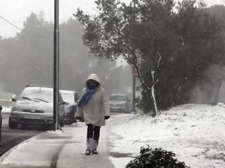 Φωτογραφία για «Ηφαιστίων»: Καταφθάνει το νέο κύμα κακοκαιρίας με παγετό, χιόνια και θυελλώδεις ανέμους