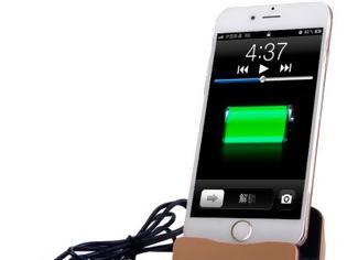 Φωτογραφία για Βάση γρήγορης φόρτισης κ Data για  ΟΛΑ τα  iPhone ΟΛΑ τα iPad