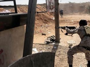 Φωτογραφία για Λιβύη: Στη Σύρτη μπαίνει ο στρατός του Χαφτάρ