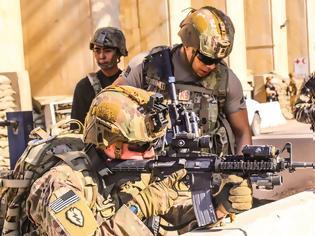 Φωτογραφία για Την αποχώρηση του Αμερικανικού στρατού από το Ιράκ Διαψεύδει το Πεντάγωνο