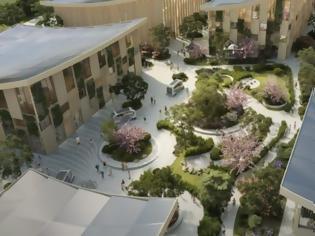 Φωτογραφία για Η Toyota θα κατασκευάσει μια μίνι «πόλη του μέλλοντος»