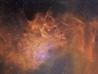 Φωτογραφία για IC 405: The Flaming Star Nebula