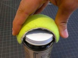 Φωτογραφία για ΚΑΤΑΣΚΕΥΕΣ - 7 Πράγματα που Μπορείτε να Κάνετε με τα Μπαλάκια του Τένις