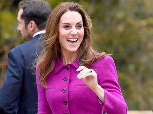 Φωτογραφία για Η Kate Middleton κλείνει αύριο τα 38 και αυτό είναι το πρώτο δώρο που έλαβε