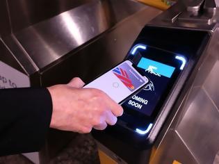 Φωτογραφία για Apple Pay:Οι χρήστες χρεώνεται κατά λάθος όταν περνάνε κοντά σε τερματικά στο μετρό της Νέας Υόρκης