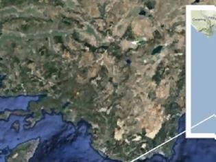 Φωτογραφία για Η Άγκυρα «σκύλιασε» με το Καστελόριζο: Νέος προκλητικός χάρτης «στοχοποιεί» το νησί