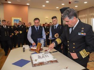 Φωτογραφία για Κοπή Πρωτοχρονιάτικης Πίτας του Πολεμικού Ναυτικού
