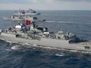 Φωτογραφία για Εμπρηστικός χάρτης από το τουρκικό ΥΠΕΞ: «Γελοίο να έχει ΑΟΖ το μικρό Καστελόριζο» – Νέες προκλήσεις με πολλαπλές NAVTEX
