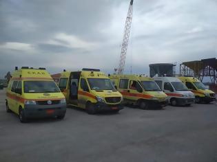 Φωτογραφία για Τελική ενημέρωση για τον συντονισμό και την παροχή επείγουσας προνοσοκομειακής φροντίδας στο συμβάν του ναυαγίου στους Παξούς.
