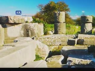 Φωτογραφία για Ναός Στρατίου Διός, Ο Παρθενώνας της Δυτικής Ελλάδας.- Δείτε το εκπληκτικό βίντεο του Ανδρέα Κουτσοθανάση
