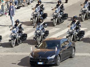 Φωτογραφία για Maserati Quattroporte: Όλα τα αυτοκίνητα των προέδρων