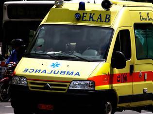 Φωτογραφία για Λάρισα: Βουτιά θανάτου για 50χρονη από όροφο πολυκατοικίας
