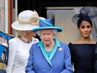 Φωτογραφία για Megxit: Τα μυστικά της οικογενειακής συνόδου υπό τη βασίλισσα για τον Χάρι και τη Μέγκαν