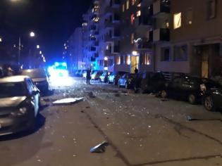 Φωτογραφία για Σουηδία: Διπλή έκρηξη στη Στοκχόλμη και στα περίχωρά της τα ξημερώματα της Δευτέρας