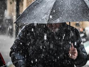 Φωτογραφία για Έκτακτο δελτίο επιδείνωσης καιρού: Έρχονται ισχυρές καταιγίδες και χαλάζι
