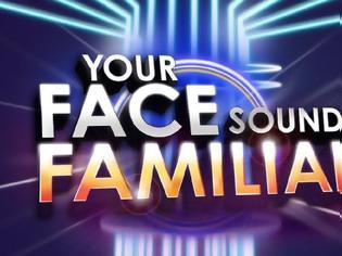 Φωτογραφία για Αυτοί είναι οι δέκα παίκτες και η κριτική επιτροπή του Your Face Sounds Familiar