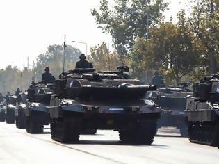 Φωτογραφία για Η Ελλάδα 28η στρατιωτική δύναμη παγκοσμίως