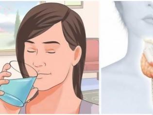 Φωτογραφία για Πώς να ξαναρυθμίσετε τον θυρεοειδή σας, Να κάψετε λίπος & να ενεργοποιήσετε τον μεταβολισμό σας!