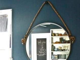 Φωτογραφία για ΚΑΤΑΣΚΕΥΕΣ - Φτιάξτε τον πιο Στιλάτο Καθρέφτη σε Λίγα Λεπτά