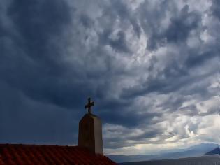 Φωτογραφία για Καιρός : Βροχές, καταιγίδες, ισχυροί άνεμοι και… εξηγήσεις για το ψυχρό κύμα