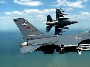 Φωτογραφία για Τουρκικά μαχητικά πετάνε από το πρωί πάνω από τα Δωδεκάνησα