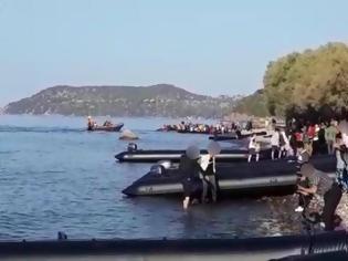 Φωτογραφία για Στα πρόθυρα νευρικής κρίσης τα νησιά για τις νέες κλειστές δομές- Επεισόδια στη Χίο